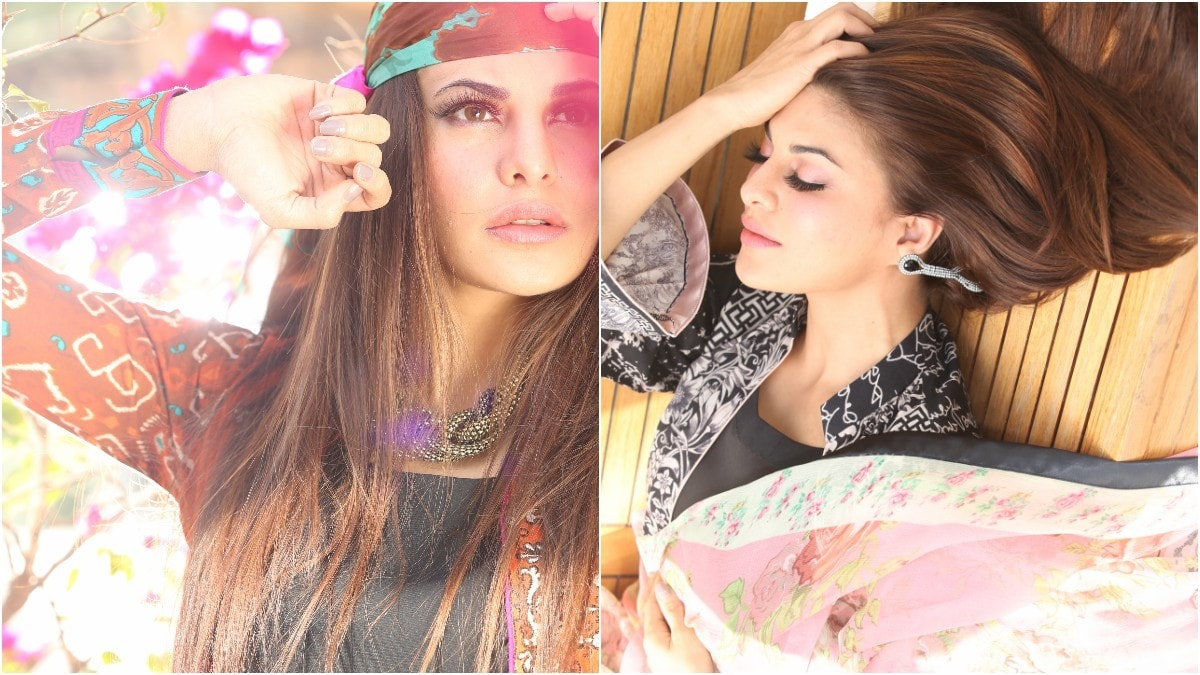 Indian actress Jacqueline Fernandes is, once again, the face of Zainab's lawn