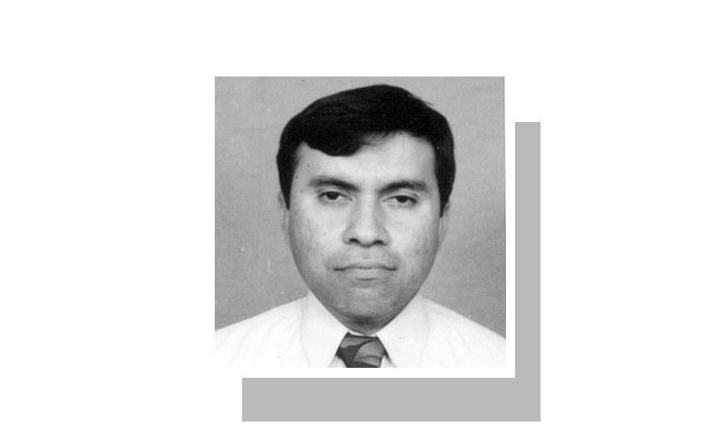 لکھاری این ای ڈی یونیورسٹی کراچی کے شعبہ پلاننگ اینڈ آرکیٹکچر کے سربراہ ہیں۔