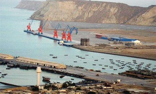 Footprints: Gwadar's long wait for water