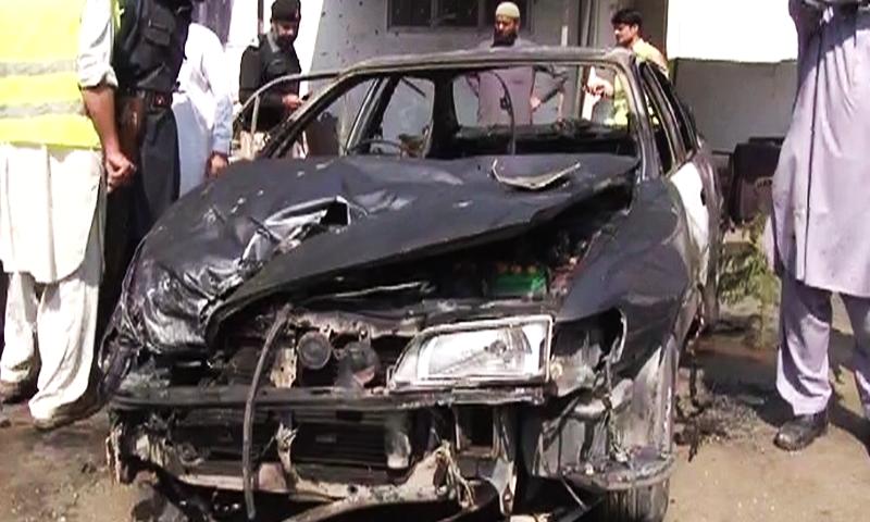 Suicide bomber kills 17 at Charsadda court, TTP Jamatul Ahrar claims responsibility