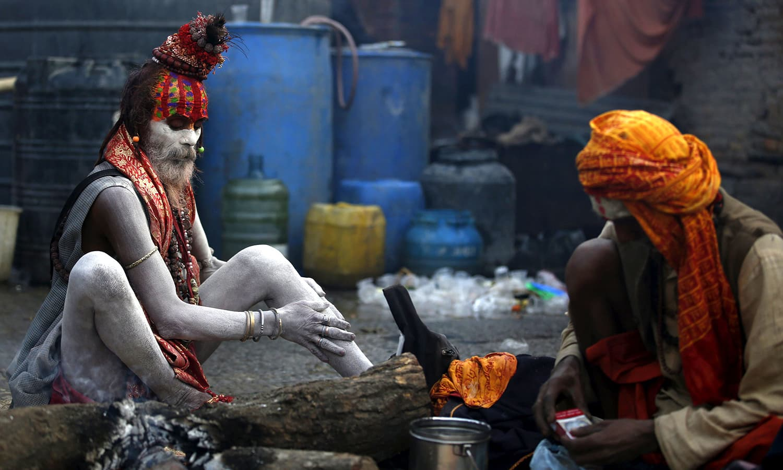 Shivratri celebrated in Nepal and India - Multimedia - DAWN COM