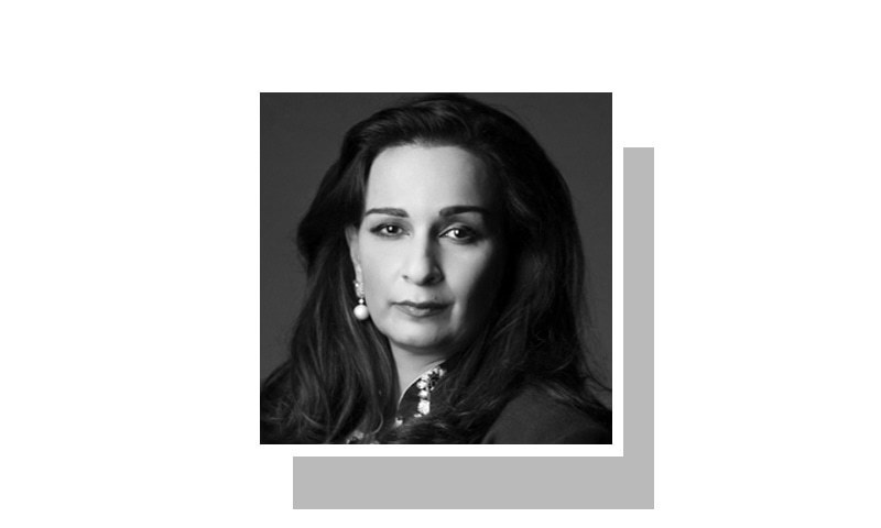 The writer is a senator, vice president of the PPP and chair of the Jinnah Institute. She has served as Pakistan's ambassador to the United States and as federal minister of information.