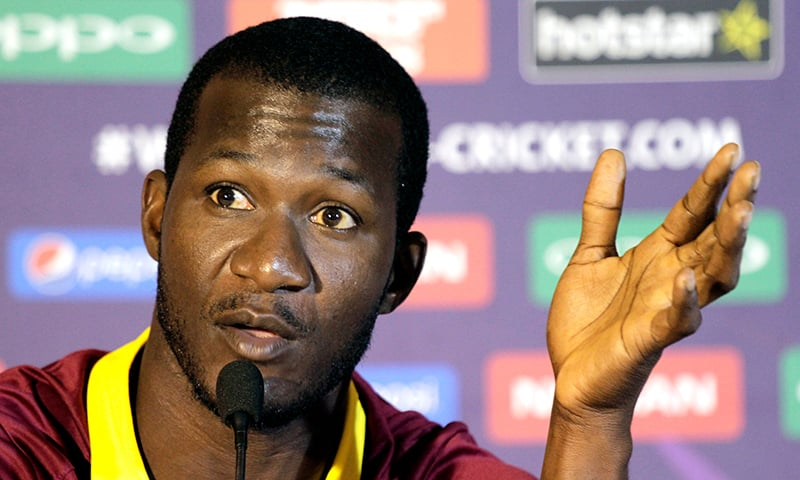 '15 match-winners': Sammy compares West Indies T20 side to the 'Invincibles'