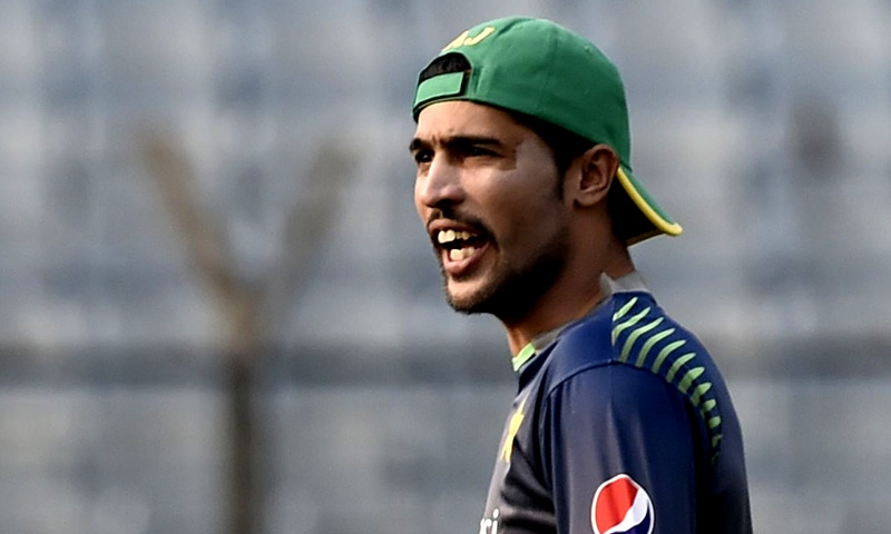 Amir took seven wickets in his four Asia cup matches. — AFP/File