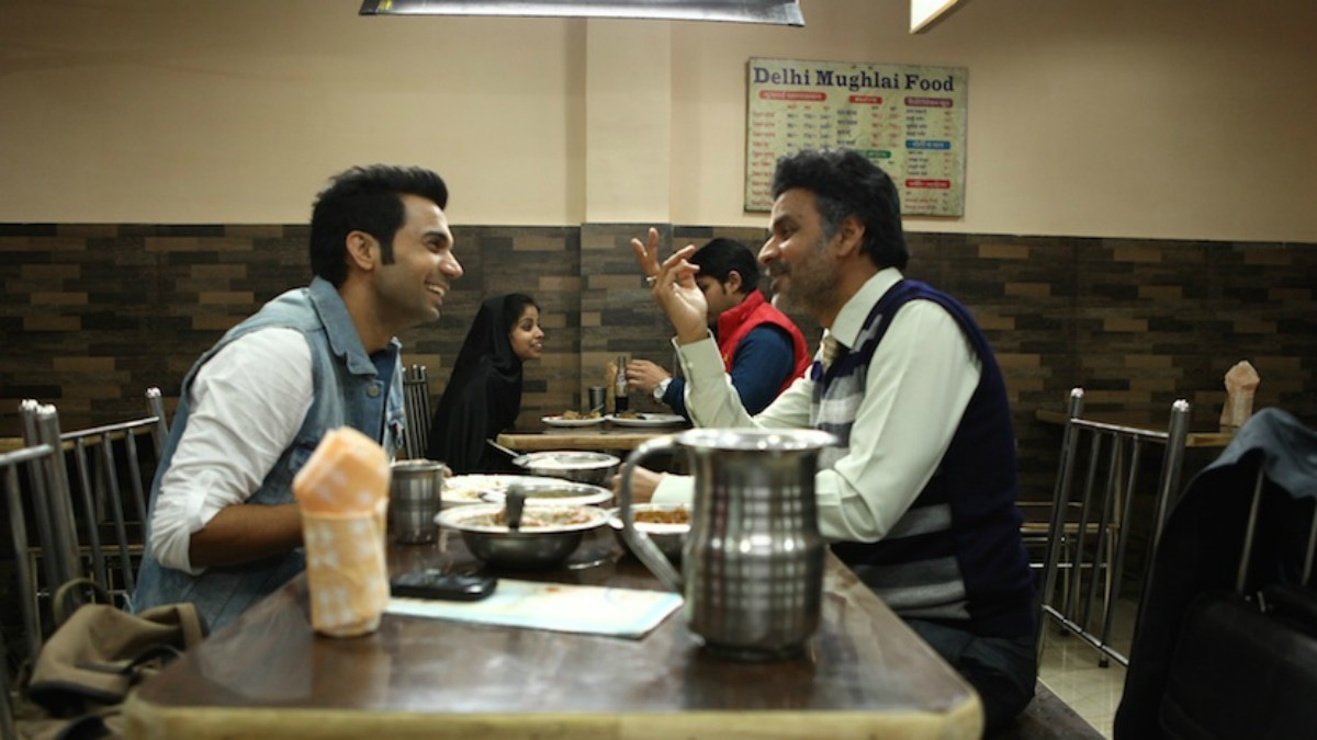 In Aligarh, Bajpai is joined by Rajkumar Rao who plays the journalist Deepu Sebastian