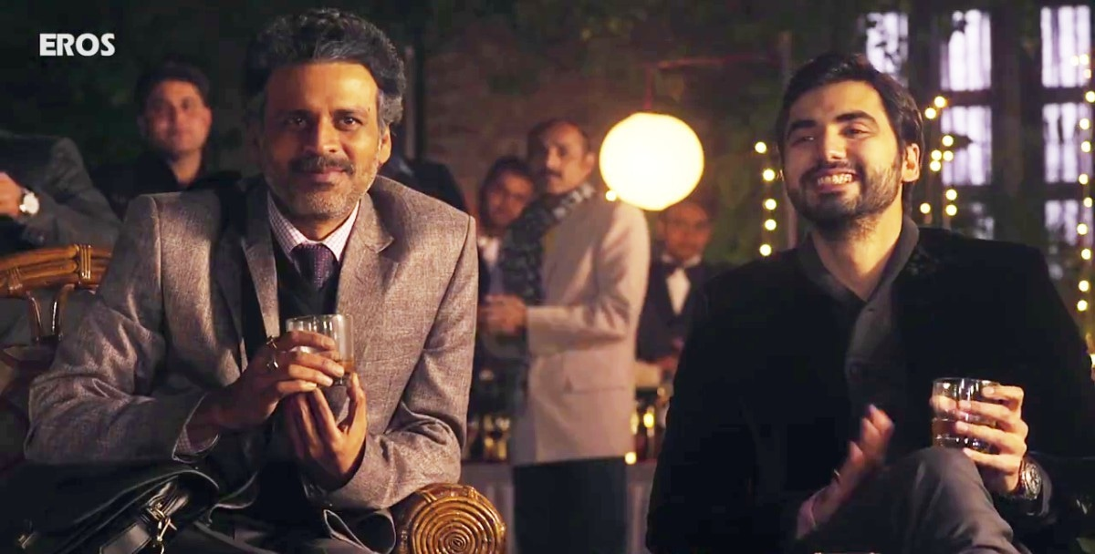 While his peers have been vocal about politics, Bajpai maintains that he makes his statement through his performance in films like Aligarh