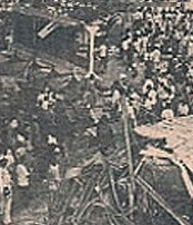 The first blast: In 1987, Pakistan witnessed its very first major bomb blast. A huge bomb planted near Karachi's congested Empress Market area went off, killing dozens of innocent civilians. No one took responsibility. The government blamed 'communists.'