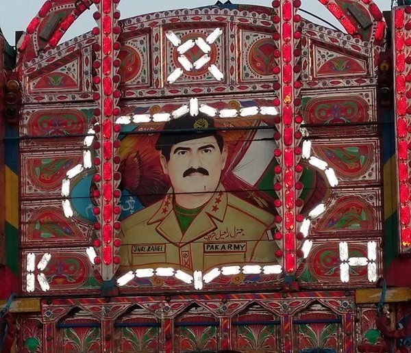 General Raheel's popularity has continued to grow.