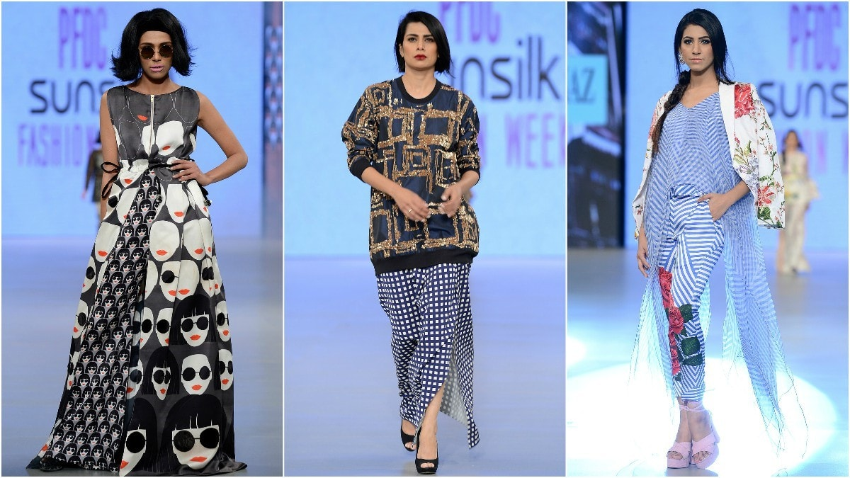 PSFW Day1: Sportswear reigns supreme, Feeha Jamshed brings back the bob
