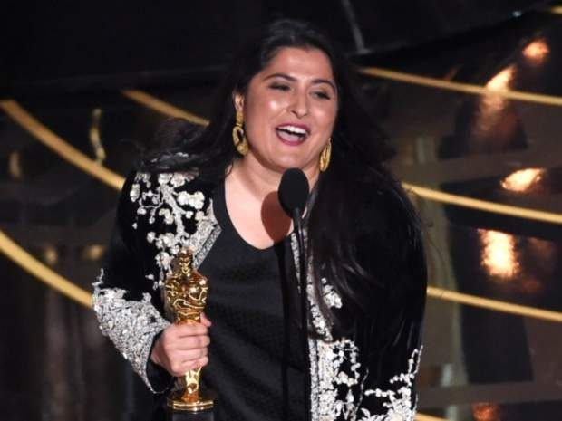 Pakistani documentary filmmaker, Sharmeen Obaid Chinoy won her second Oscar in 2016.
