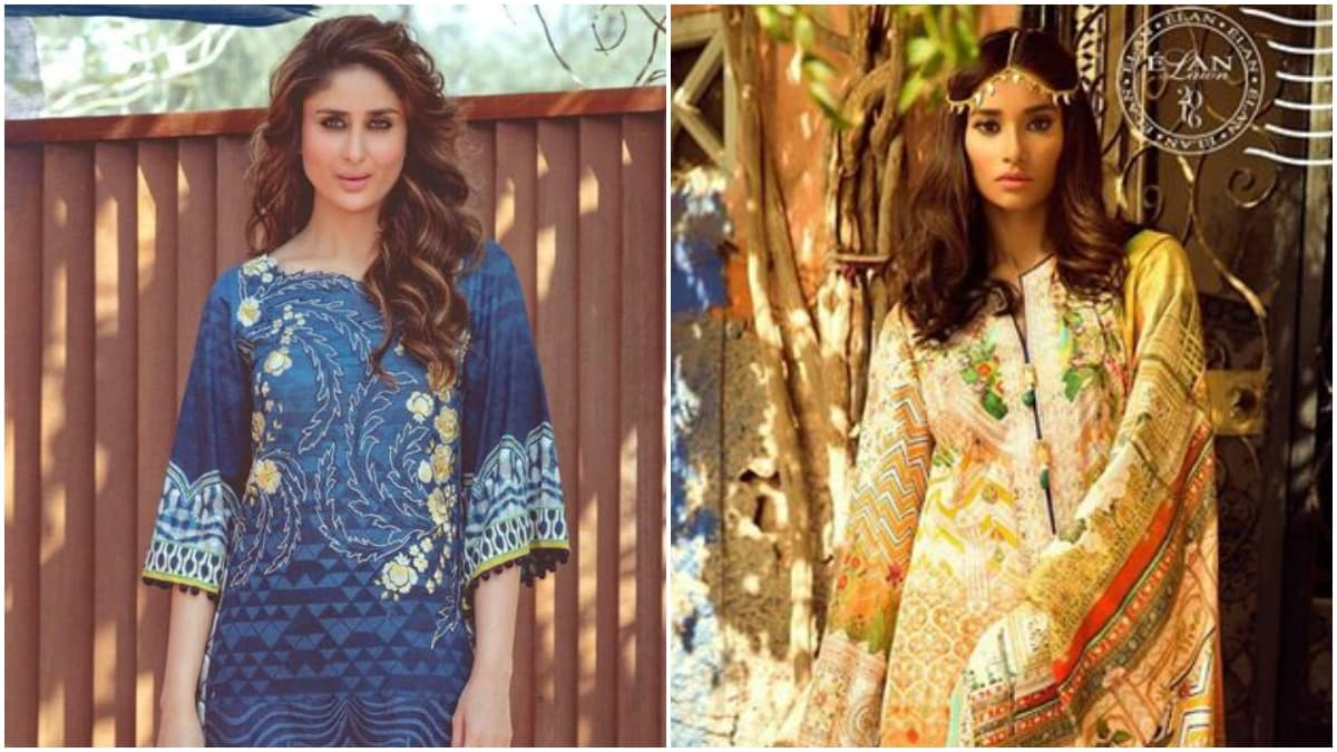 Seeking exclusivity, Faraz Manan sticks to Kareena Kapoor, while Elan roped in a model from India this year
