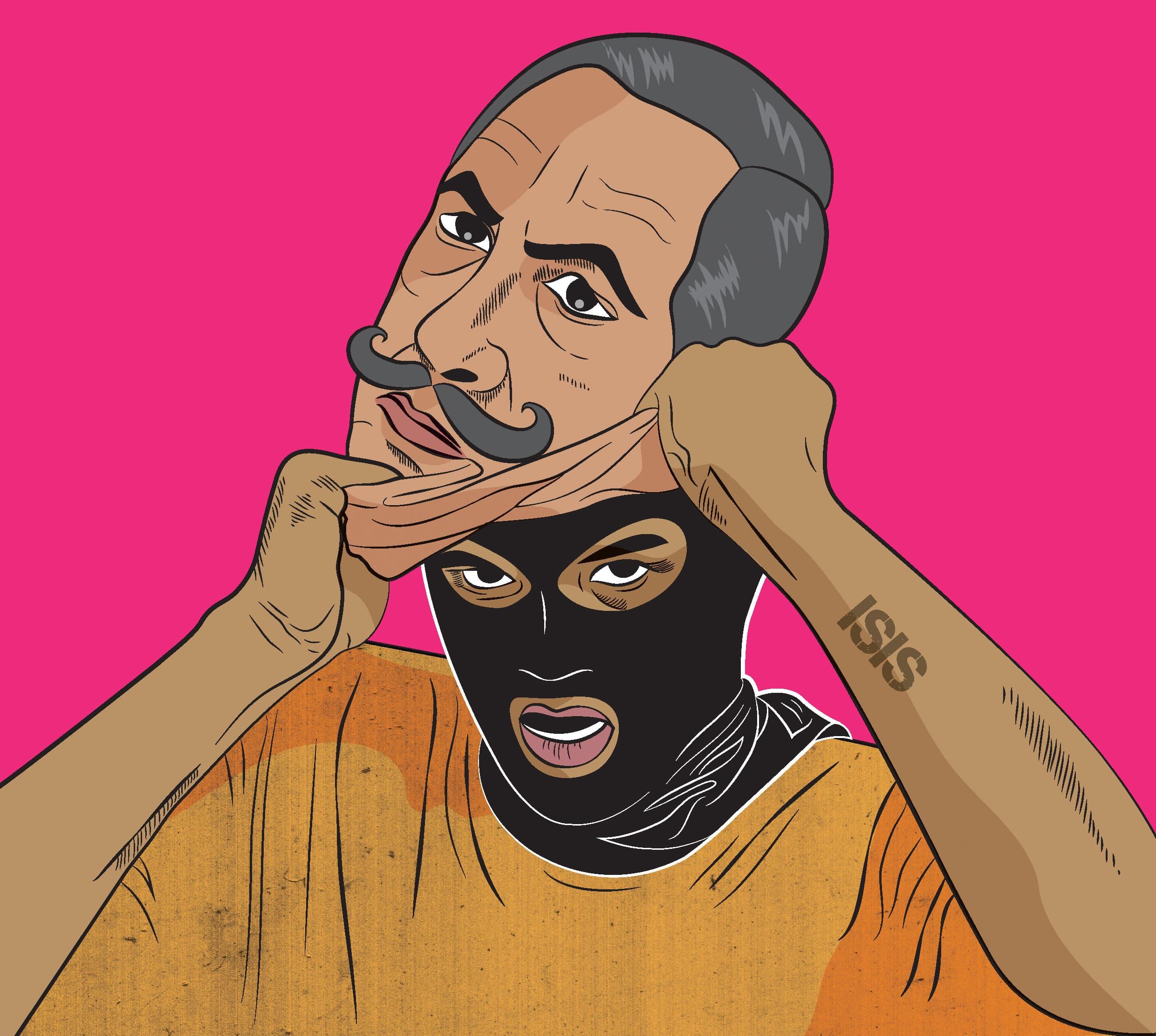 Illustration by Samya Arif