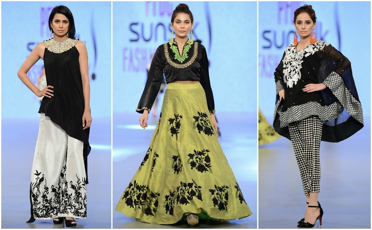Shirin Hassan had some memorable moments, but the collection didn't offer anything new