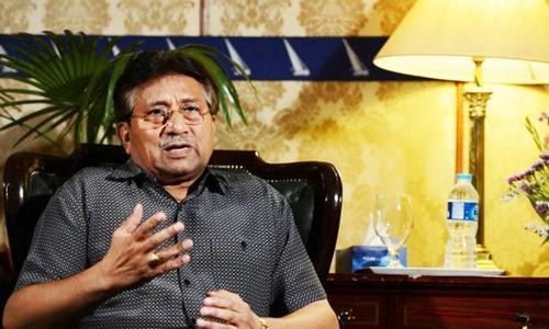 Musharraf seeks one-time permission to go abroad for medical treatment