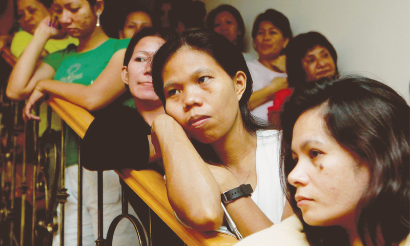 90pc of domestic workers have no labour protection