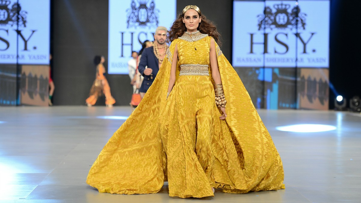 Here's what you need to wear, according to PFDC Sunsilk Fashion Week