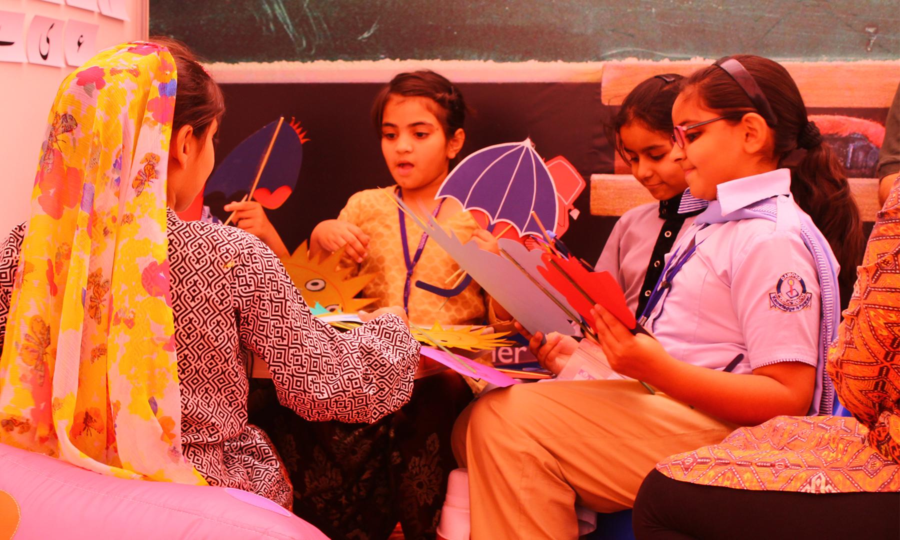 Children's Literature Festival: Of inspiration and adventures
