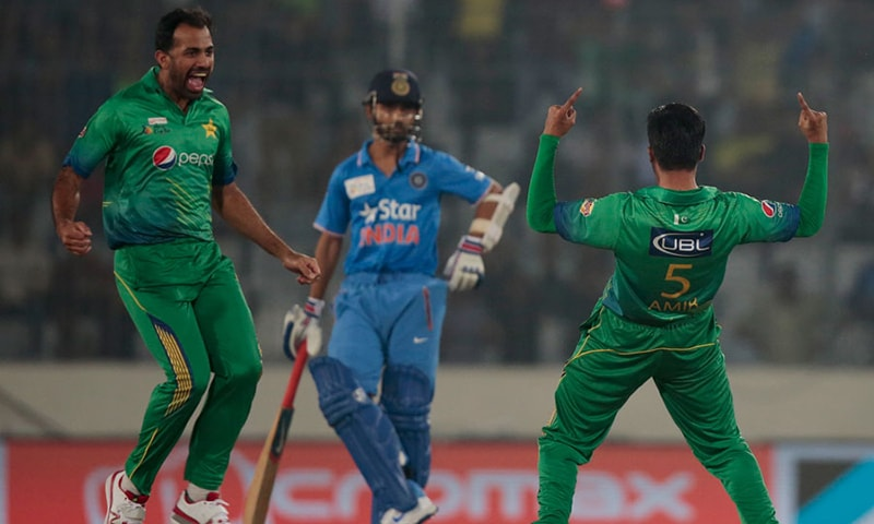 Pakistan start as favourites against India: Gavaskar