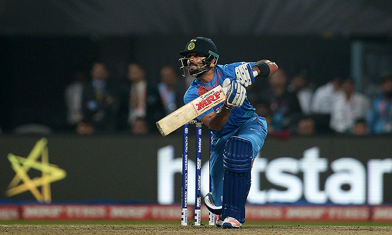 World T20: India maintain dominance over Pakistan with six-wicket win