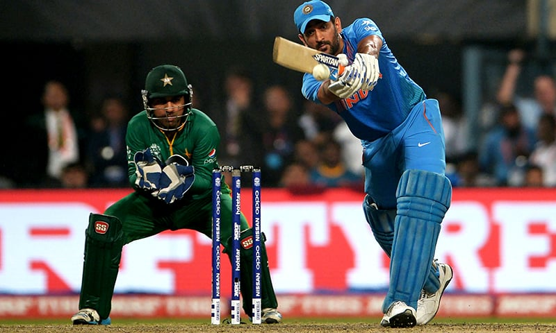 Dhoni lauds India as comeback kings after triumph against Pakistan
