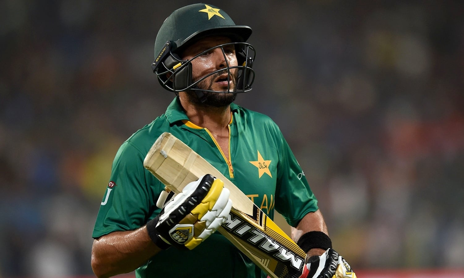 If you really thought Pakistan could beat India, you are Shahid ...