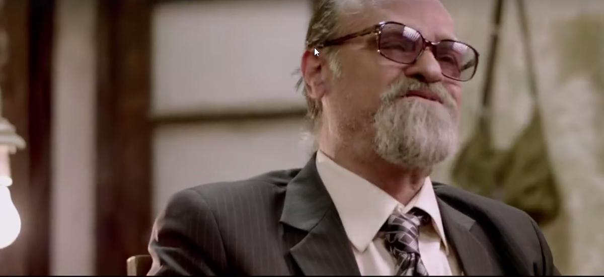 Manzar Sehbai stars as Fahad Mustafa's editor in the film