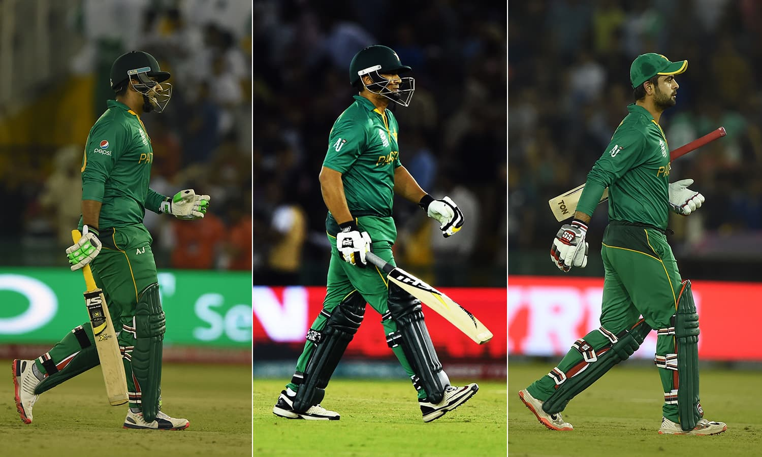 At the 2015 World Cup Pakistan were playing 90s-style ODI cricket, now they are playing 2000s ODI cricket, in T20.