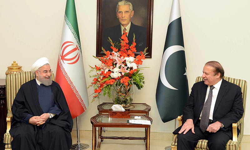 Pakistan, Iran to enhance bilateral cooperation in diverse fields