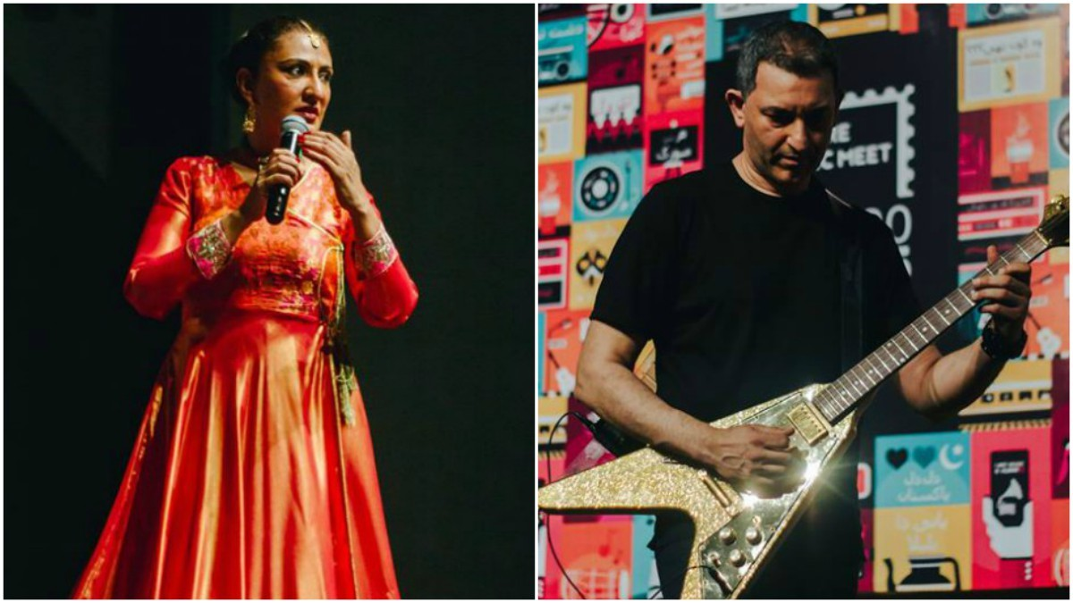 Last year's performance lineup was just as diverse, ranging from kathak dancer Nighat Chaodhry to Overload rocker Aziz Ibrahim