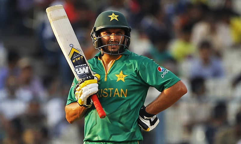 Shahid Afridi says he still feels fit enough to carry on playing at the highest level. — AP/File