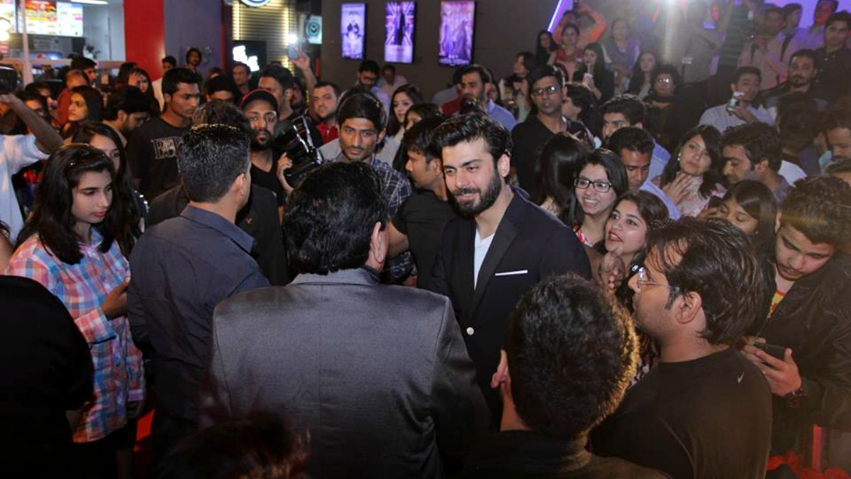 Hordes of fans showed up at every Kapoor & Sons promotional event in Pakistan