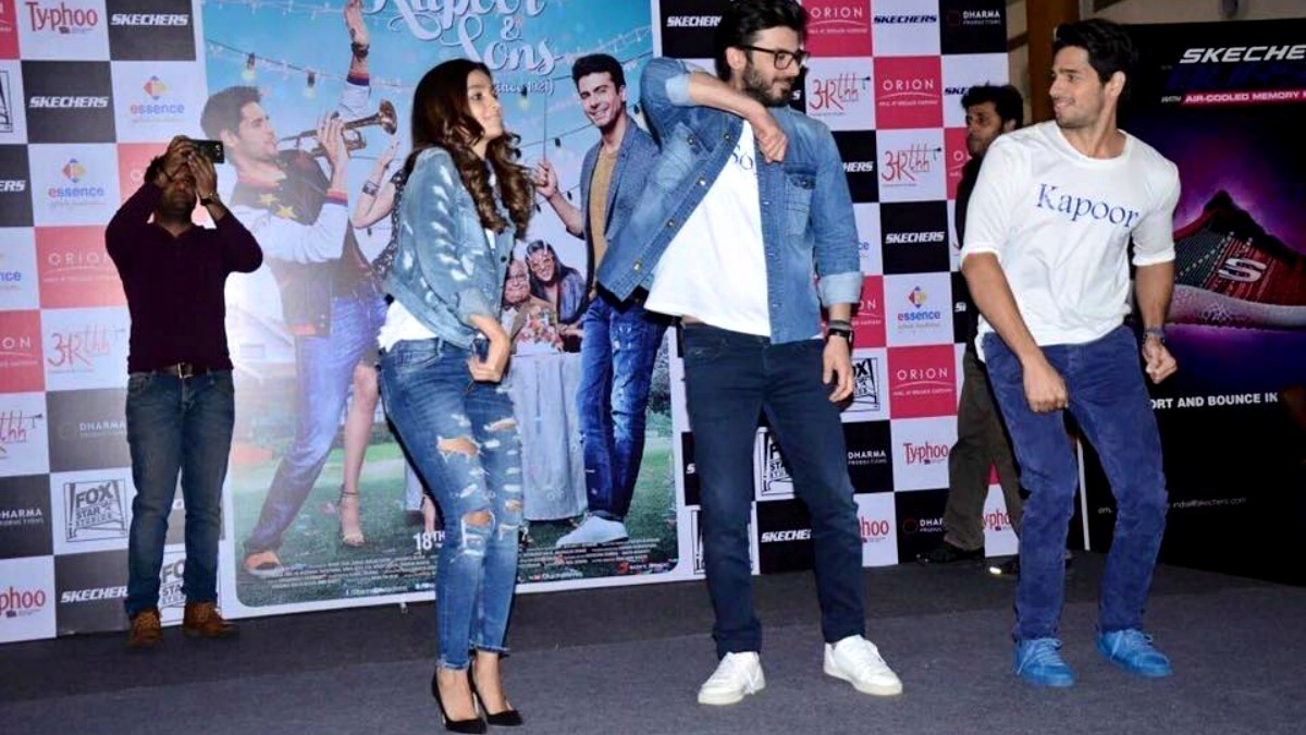 Fawad spent a few busy weeks promoting Kapoor & Sons across India with co-stars Alia Bhatt and Siddharth Malhotra