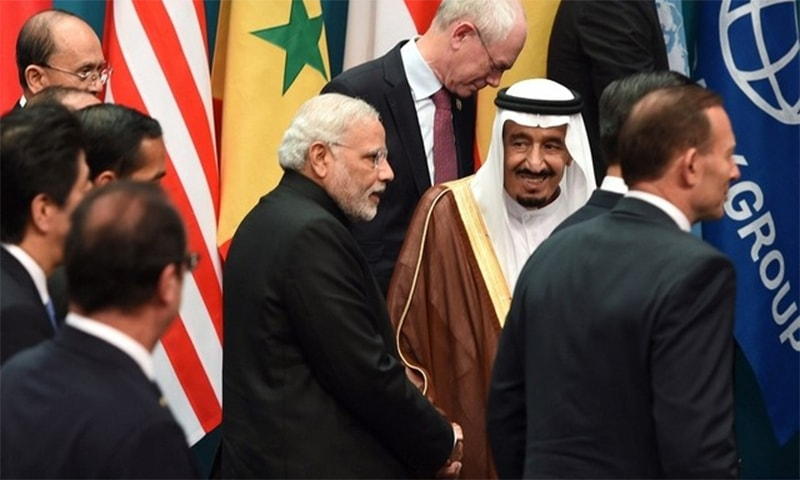 Modi to visit Saudi Arabia on invitation of King Salman