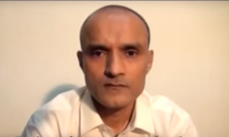 Jadhav's phone calls to family in Marathi gave him away: report