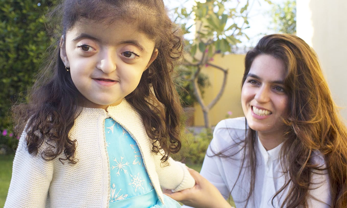 Meet the heroic mothers who raise children with special needs
