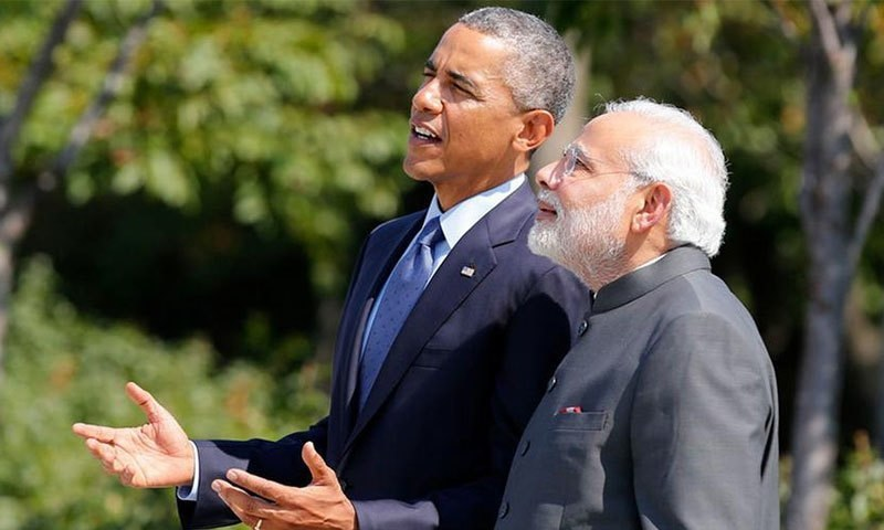 US law to recognise India as partner with equal status