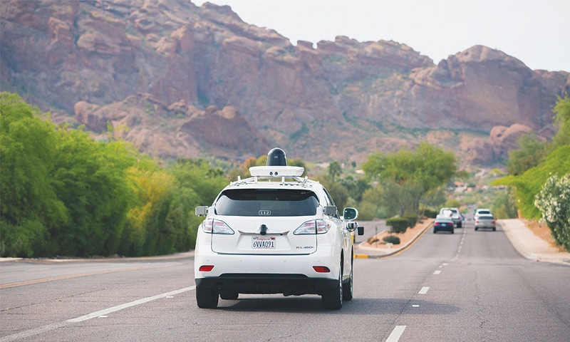 Google expanding self-driving vehicle testing to Phoenix