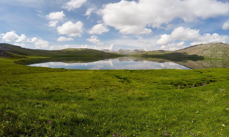 Sheosar Lake.