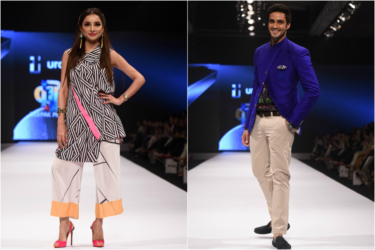 Deepak's showstoppers Sarwat Gillani and Sikander Rizvi injected some more energy into the show