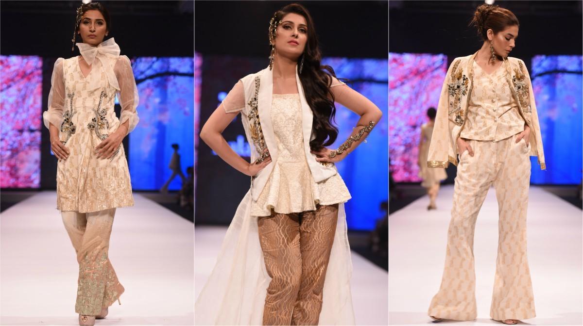 Lala Textiles, despite the star power of Aiza Khan, failed to impress