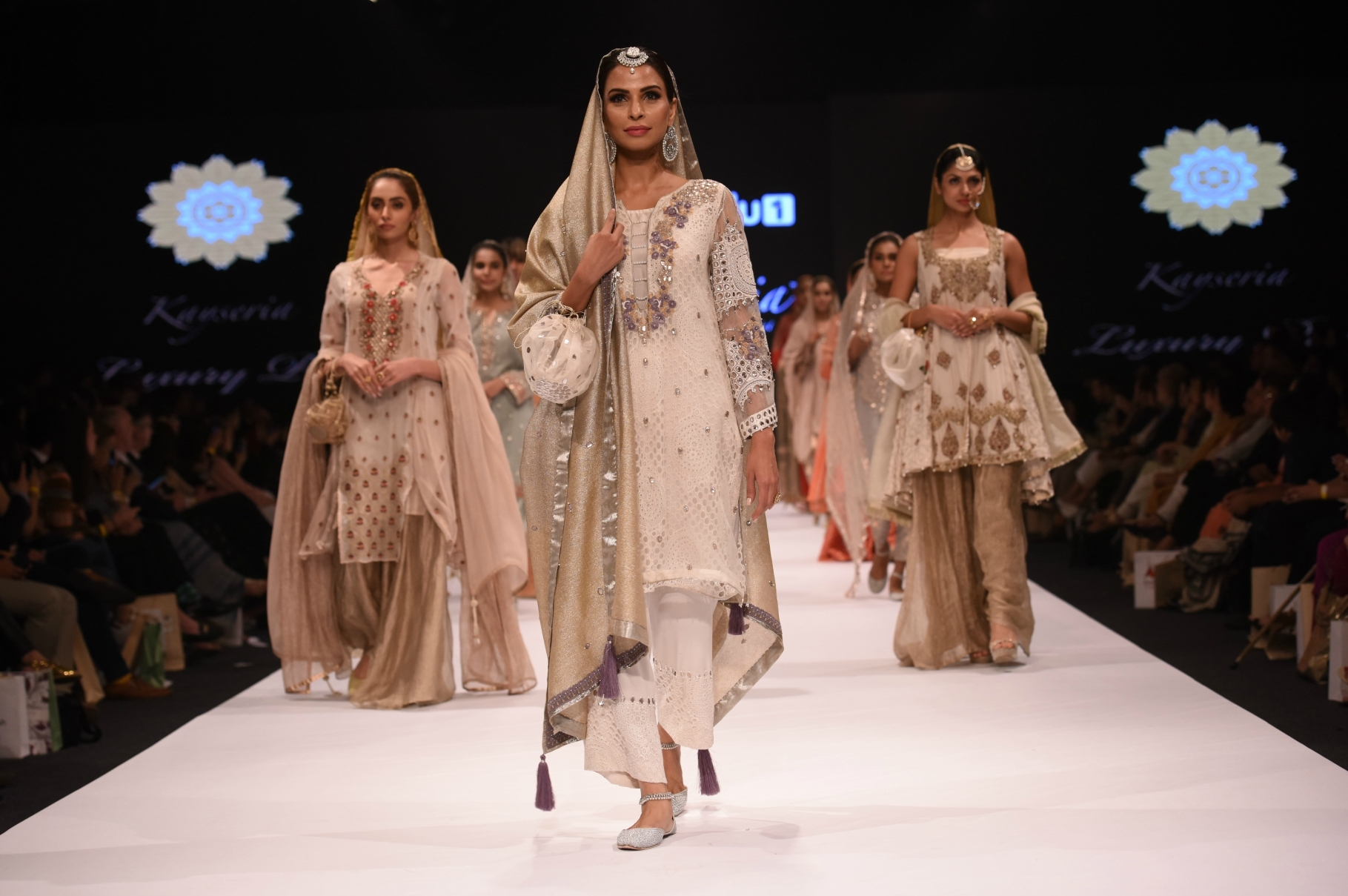 Kayseria stuck to their ethnic roots in their FPW collection