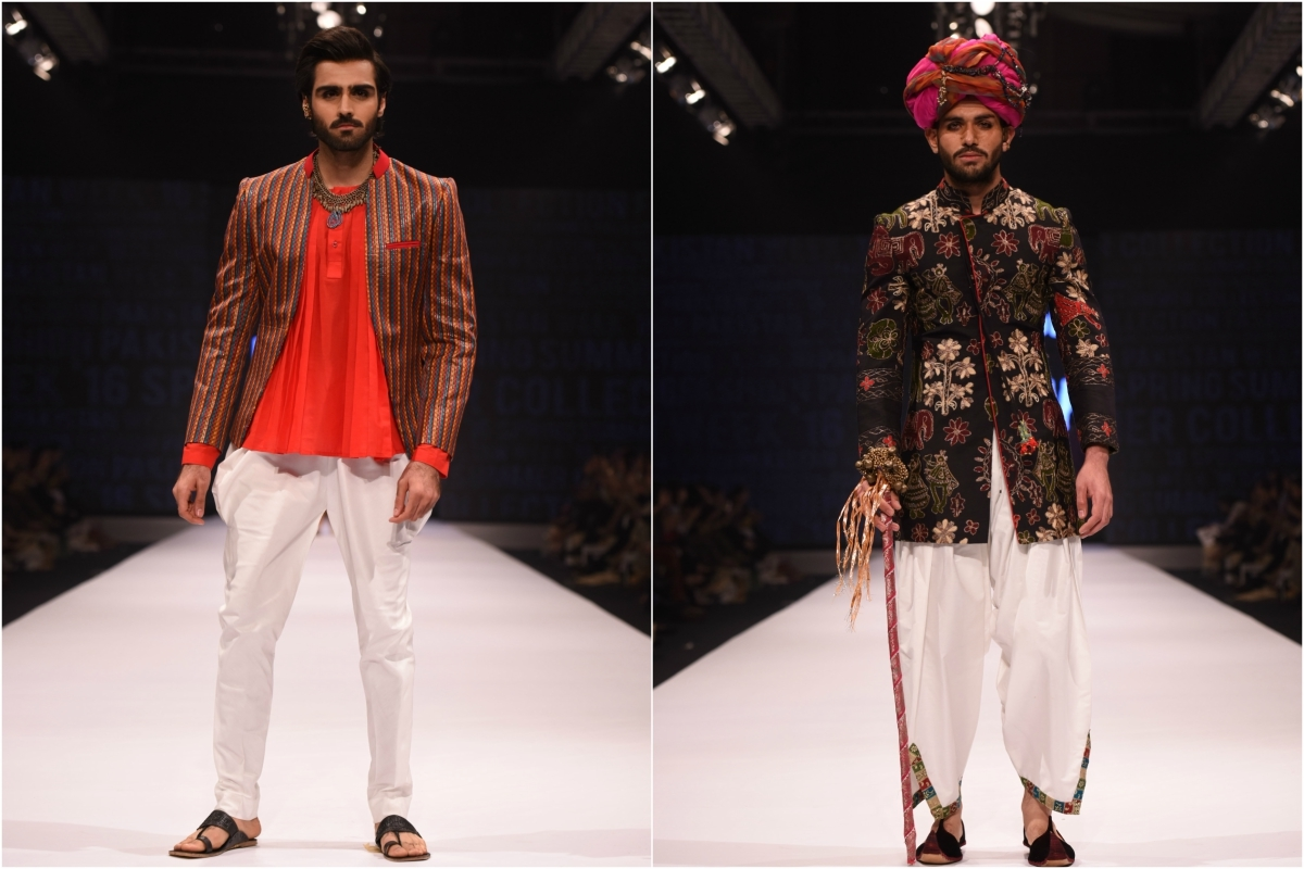Obaid's Thar-inspired collection was disappointing