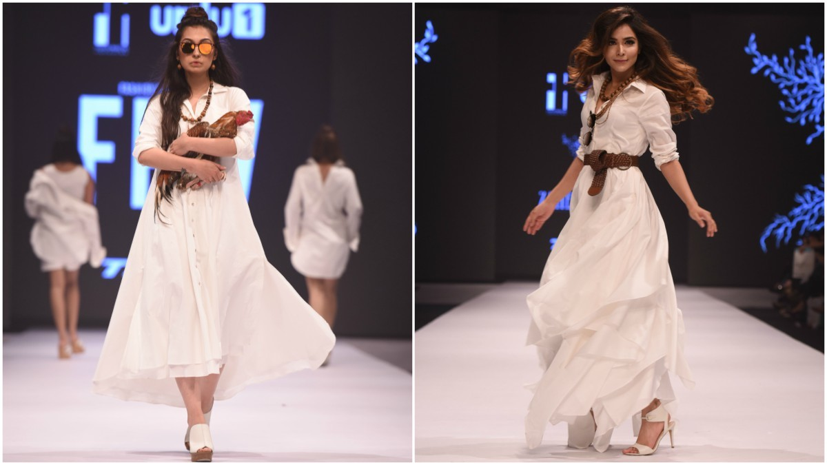 Theatrics during the Zaheer Abbas show livened it up a bit