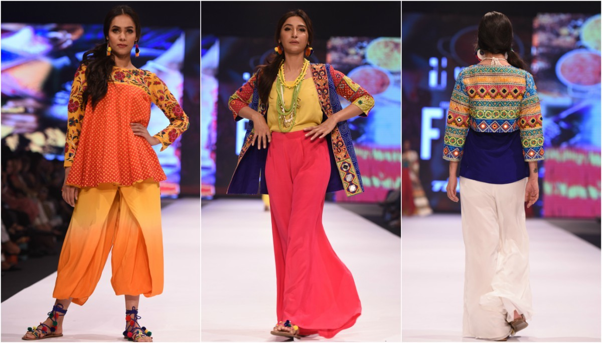 Gul Ahmed finally managed to produce a fashion-forward yet retail-friendly collection