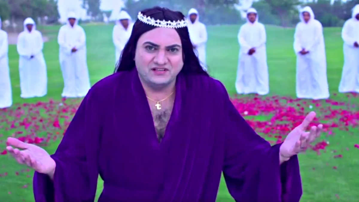 Even if criticism is negative I take it positively: Taher Shah
