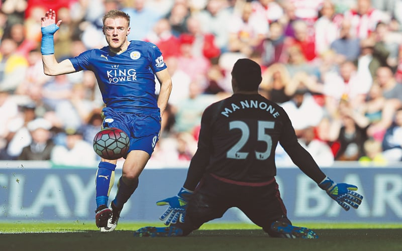 Leicester seal Champions League berth  for first time