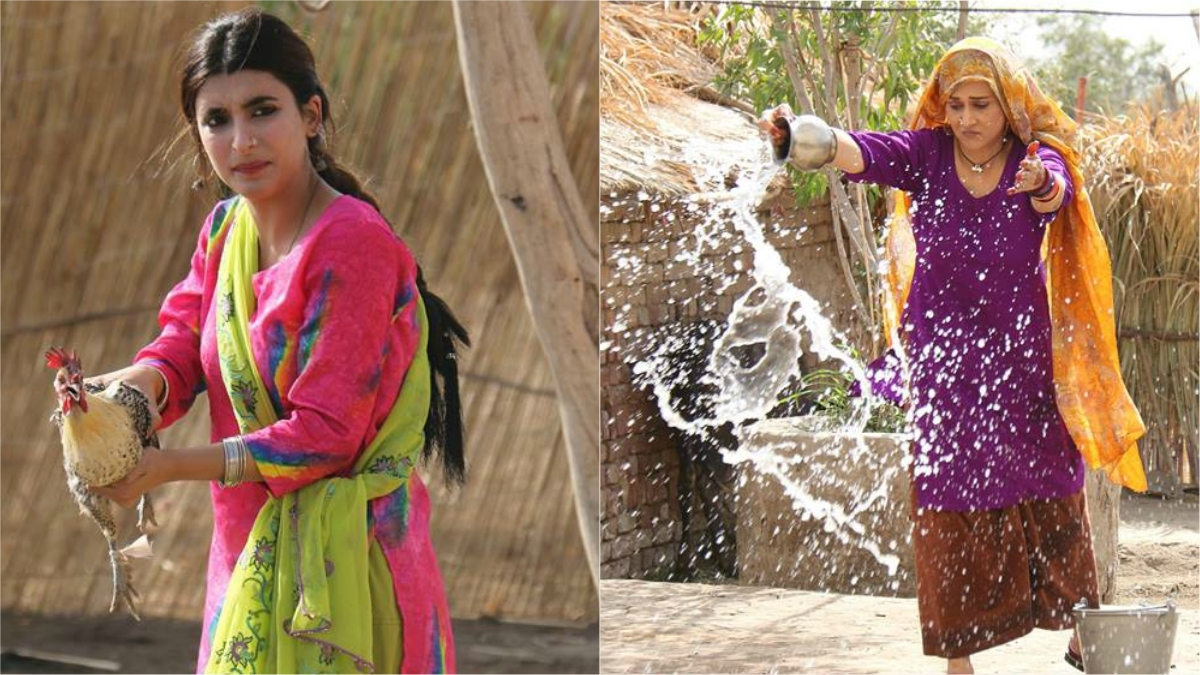 Urwa Hocane and Bushra Ansari as daughter and mother in Udaari