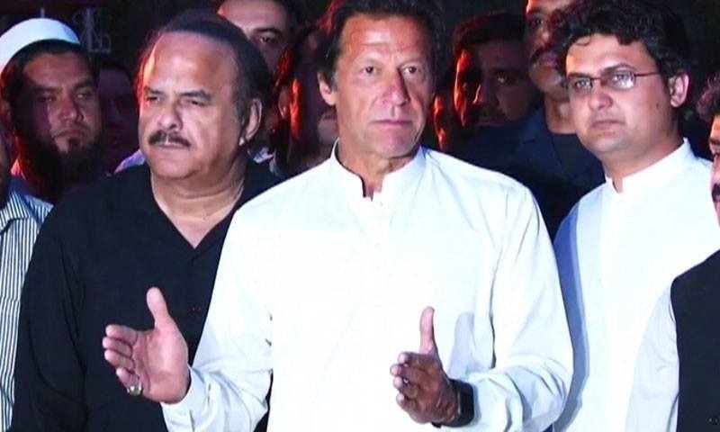 Imran Khan postpones intra-party elections, to be held after Raiwind march