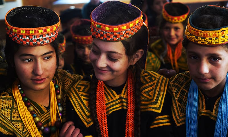 Kalash fight for their identity with Unesco bid