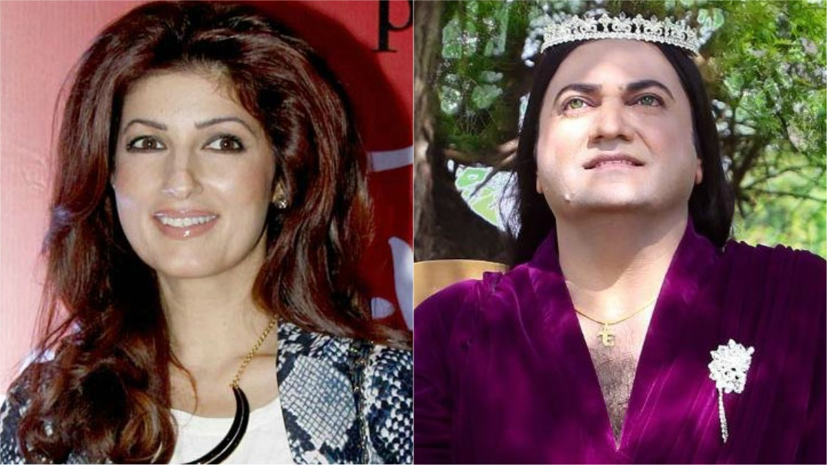 Twinkle Khanna calls Taher Shah Pakistan's 'purple bomb,' upsets followers